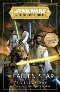 The High Republic: The Fallen Star (Barnes & Noble Exclusive Edition) (04.01.2022)