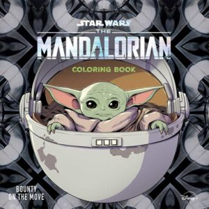 The Mandalorian: Bounty on the Move - Coloring Book (09.11.2021)