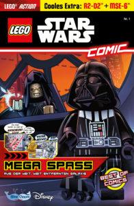 LEGO Star Wars LEGO Action #01 (01.08.2021)