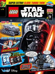 LEGO Star Wars Magazin #76 (25.09.2021)