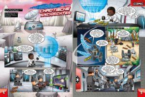 LEGO Star Wars Magazin #76 - Vorschau Seiten 4 und 5