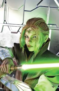 The High Republic #10 (Marco Turini Unknown Comics Virgin Variant Cover) (20.10.2021)