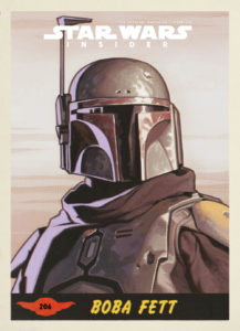 Star Wars Insider #206 (Boba Fett Cover) (27.10.2021)