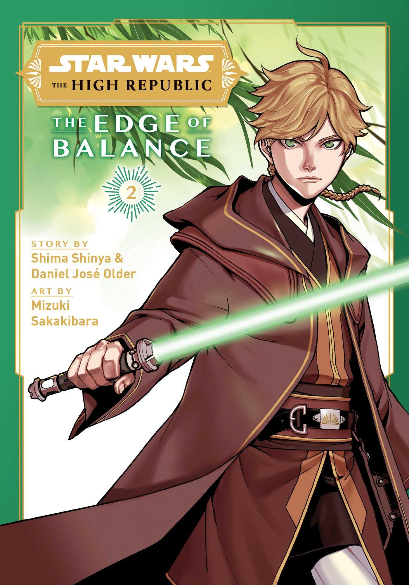 The High Republic: The Edge of Balance Volume 2 (08.02.2022)