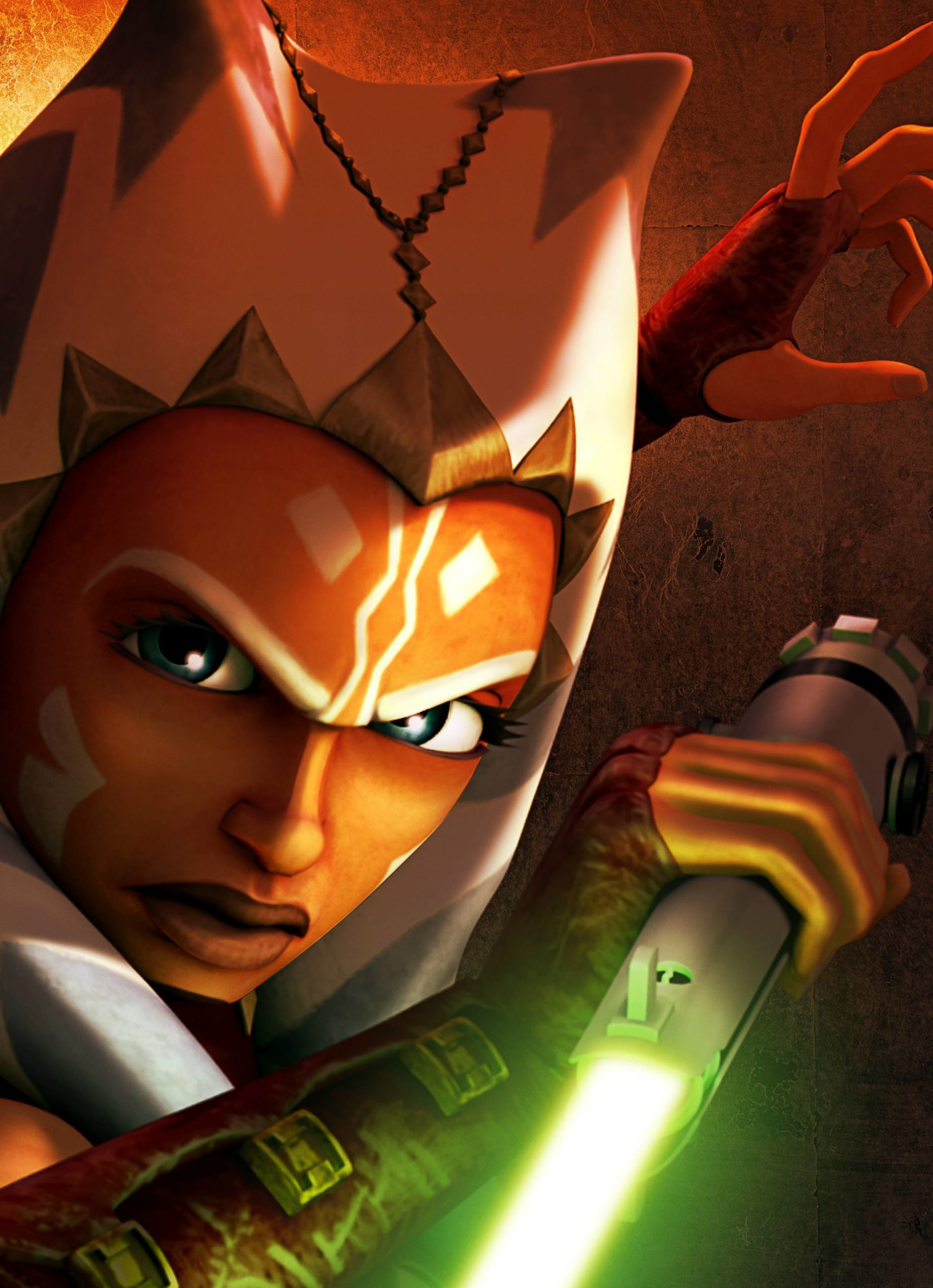 The Clone Wars: The Official Collector's Edition (Ahsoka Tano Cover) (01.12.2021)