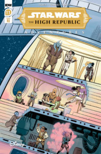 The High Republic Adventures #11 (Jason Loo Variant Cover) (01.12.2021)