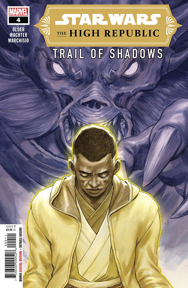 The High Republic: Trail of Shadows #4 (Januar 2022)