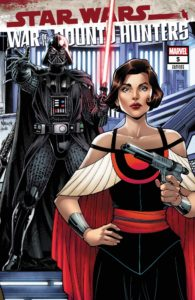 War of the Bounty Hunters #5 (Todd Nauck Variant Cover) (06.10.2021)
