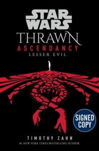 Thrawn Ascendancy: Lesser Evil (Autographed Edition) (16.11.2021)