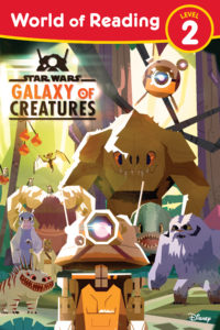 Galaxy of Creatures (World of Reading Level 2) (04.01.2022)