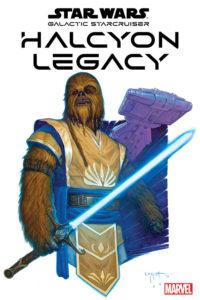 Galactic Starcruiser: Halcyon Legacy #1 (19.01.2022)