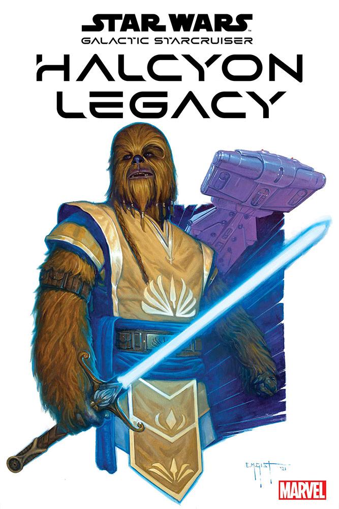 Galactic Starcruiser: Halcyon Legacy (2022)