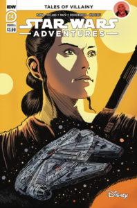 Star Wars Adventures #14 (Cover A by Francesco Francavilla) (19.01.2022)
