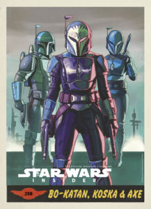 Star Wars Insider #208 (Comic Store Cover) (19.01.2022)