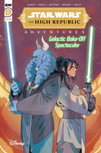 The High Republic Adventures: Galactic Bake-Off Spectacular (05.01.2022)