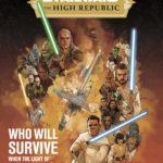 Star Wars The High Republic: Light of the Jedi Finale-Poster von Phil Noto