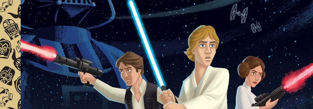 Star Wars: A New Hope (Little Golden Book) (28.07.2015)