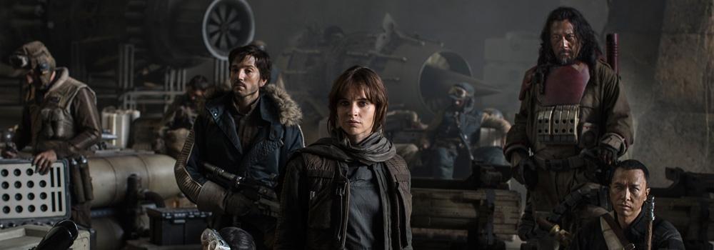 Rogue One – Der Cast!