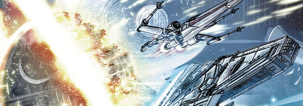 Journey to Star Wars: The Force Awakens: Shattered Empire #1 (Marco Checchetto Variant Cover) (02.09.2015)